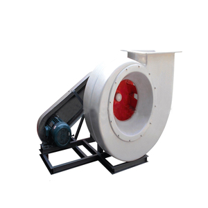 GRAD high pressure centrifugal fan