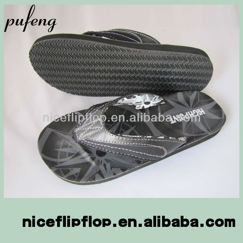 Wholesale popular quality men s slippers