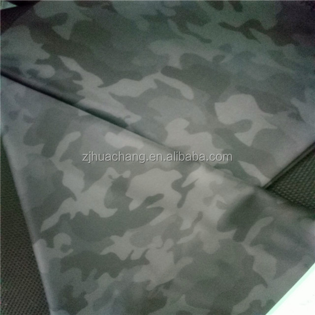 2017 17-028 military camouflage Printed 88% Polyester and 12% Spandex Weft weave fabric for Yoga suit and sports wear
