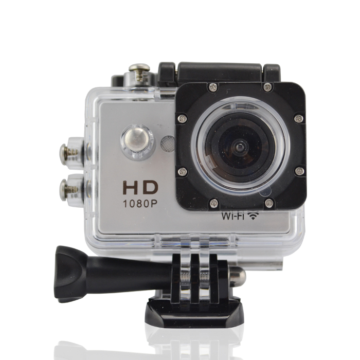 1080p waterproof sports action camera. Black Bedroom Furniture Sets. Home Design Ideas