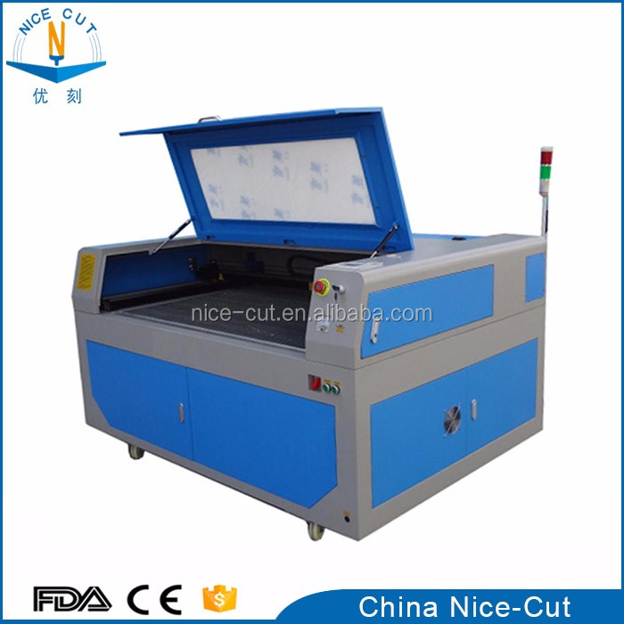 Jinan Manufacturer CO2 laser cutter engraver for glass wood acrylic machine