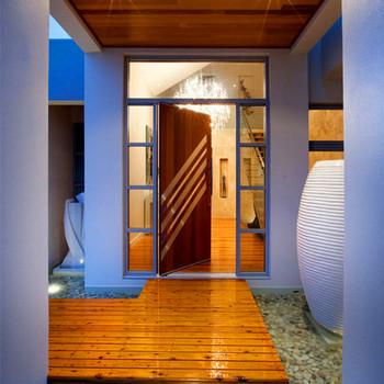 Swing Open Style And Revolving Doors Type Hyderabad Wooden Doors ...