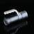 High Power Aluminum Portable Rechargeable Zoom Function LED Patrol Handle Flashlight