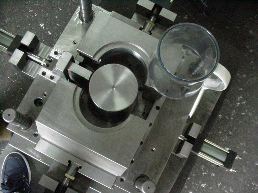 Multi function plastic injection mold / mould 3