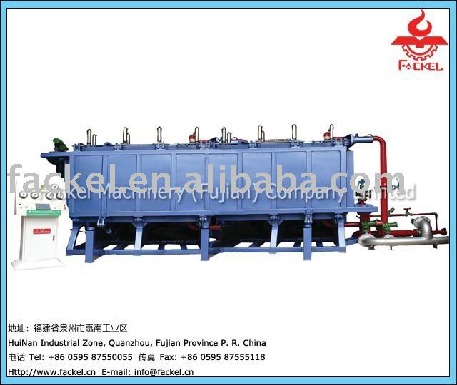 Automatic Expanded Polystyrene Board Moulding Machine