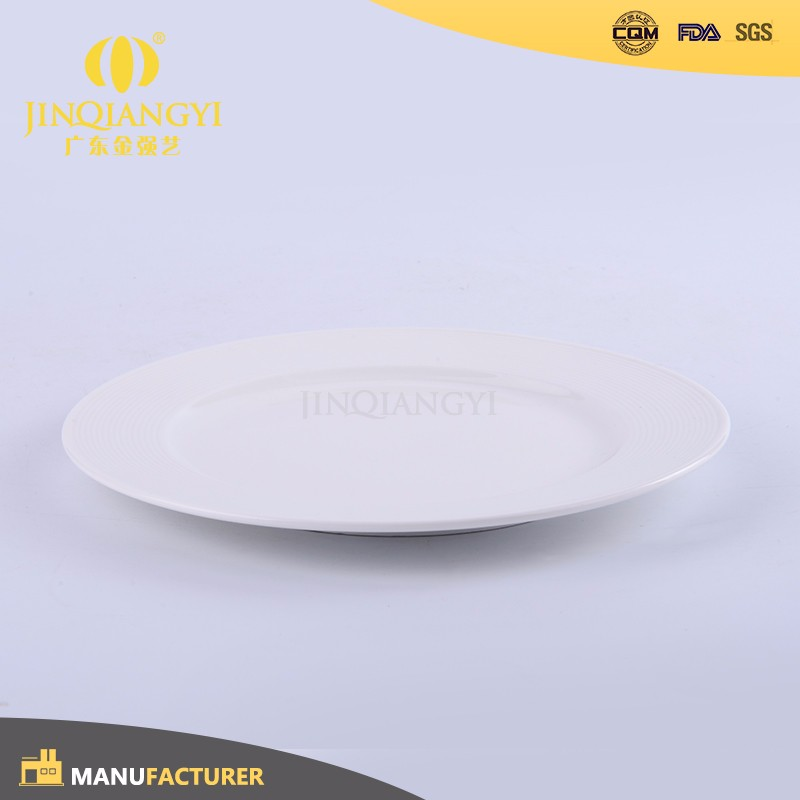 Hot sale High Quality ceramic plates in guangzhou