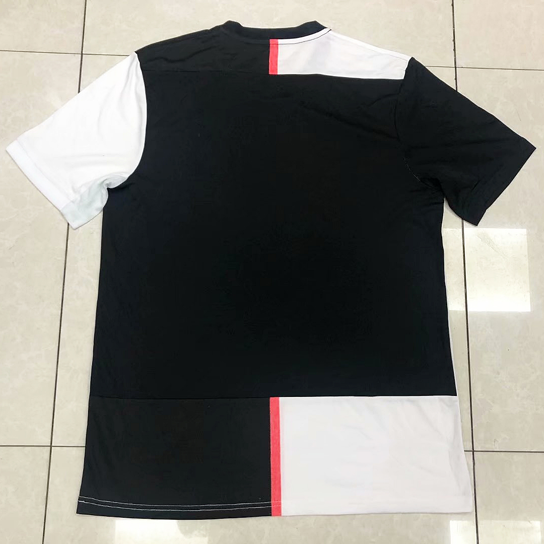 Wholesale in stock customized top grade thailand quality soccer jersey with cheap price