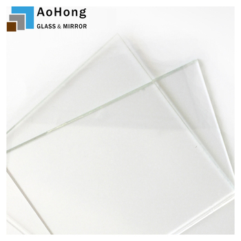 Ultra Clear Tempered Solar Glass, 4mm 5mm 6mm Low Iron Glass