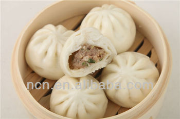 how to cook frozen steamed flour buns
