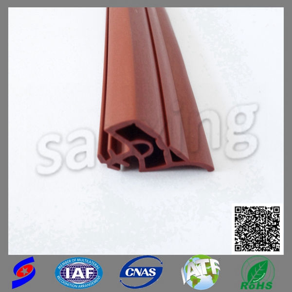 pvc profile/pvc rubber seals/TPV TPE seal strip