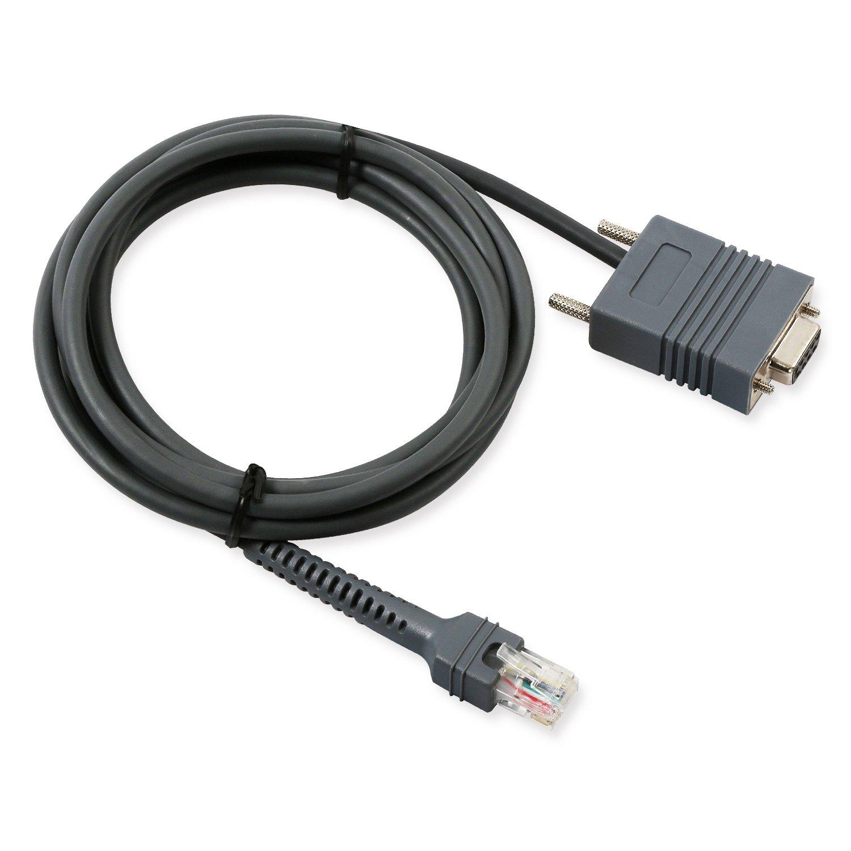 Buy Onvian Symbol Ls2208 Rs232 Rj45 To Db9 Female Bar Code Scanner
