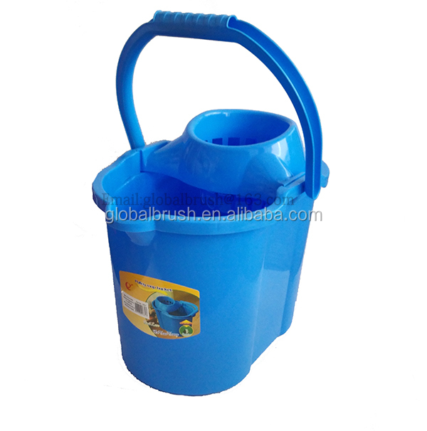 Item No.2331N 15L plastic mop cleaning bucket