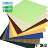 Home theater Acoustic panel Sound proofing fiber panel Acting as a Car sound absorbing material