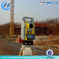 Plus Robotic Reflectorless Total Station