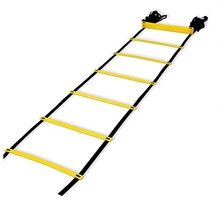 Speed ladder/Training ladderfor <span class=keywords><strong>Voetbal</strong></span>/<span class=keywords><strong>Voetbal</strong></span>/Fitness Voeten Training met Draagtas