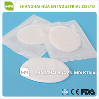 dressing Oval-shaped cotton medical eye pad