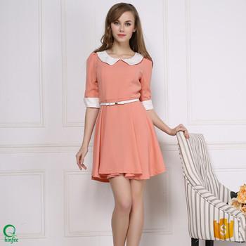 D053 Guangdong Proveedor De Verano Corto De Dos Colores Señoras Vestido Buy Diseños De Vestido De Mujervestido De Dos Coloresvestidos Cortos De