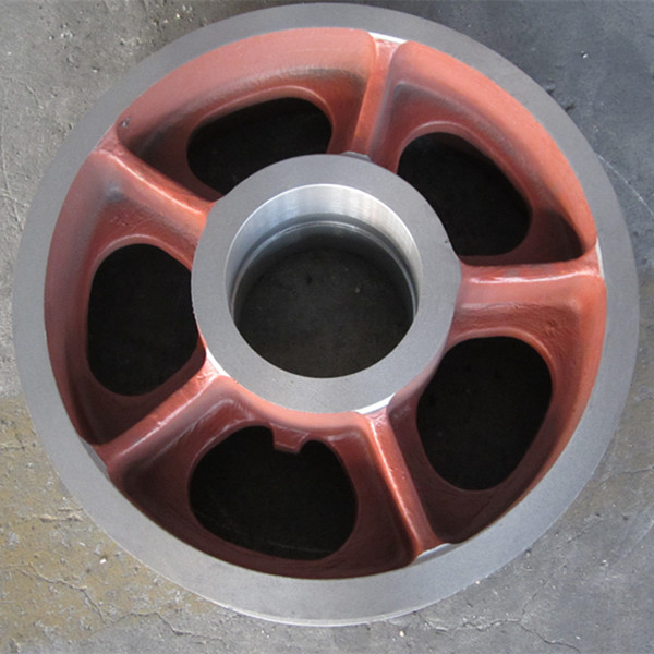 Cast Iron Wheel 18, Cast Iron Wheel 18 Suppliers and Manufacturers