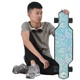 New Coming High Quality Fashion 29 Inch Blue Nice Long Flip Skateboard