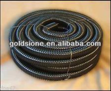 "3/4"" Non Kink PVC Corrugated Pond Tubing & Hose for Water Garden & Koi Ponds -MM"
