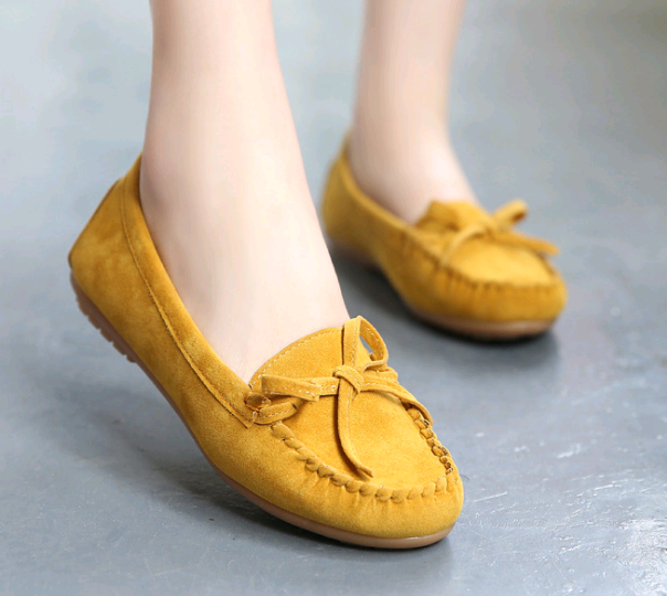 Flat Lace Up Canvas Girls Shoes