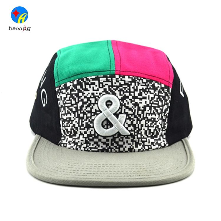 Finden Sie Hohe Qualität 5-panel Hut Nähmuster Hersteller und 5 ...