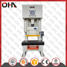 OHA Brand JH21 Series High Precision Power Press, High Setting Power Press Machine Rates