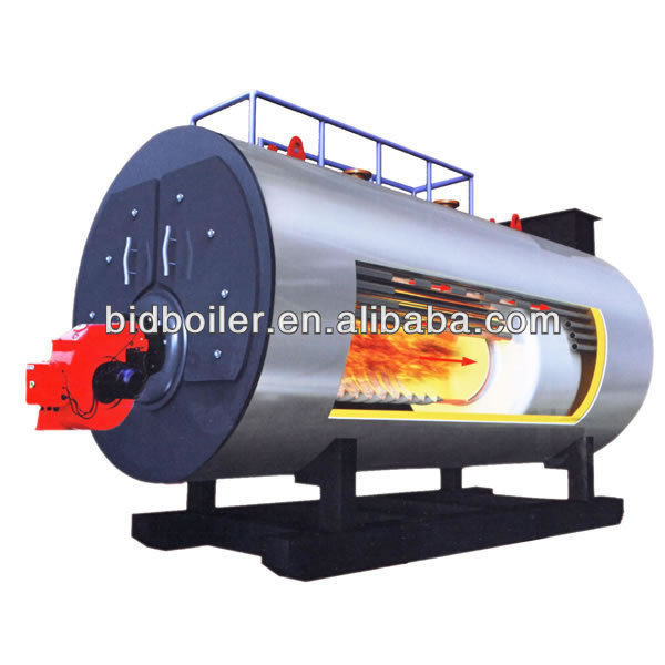 best quality Thermal fluid heater/Thermal Oil Design