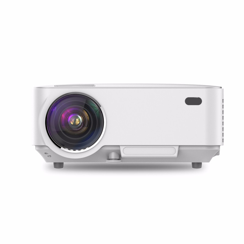SINOSAL SINO-20T 1500 lumens 854*480 LCD mini led small projector phone 4k