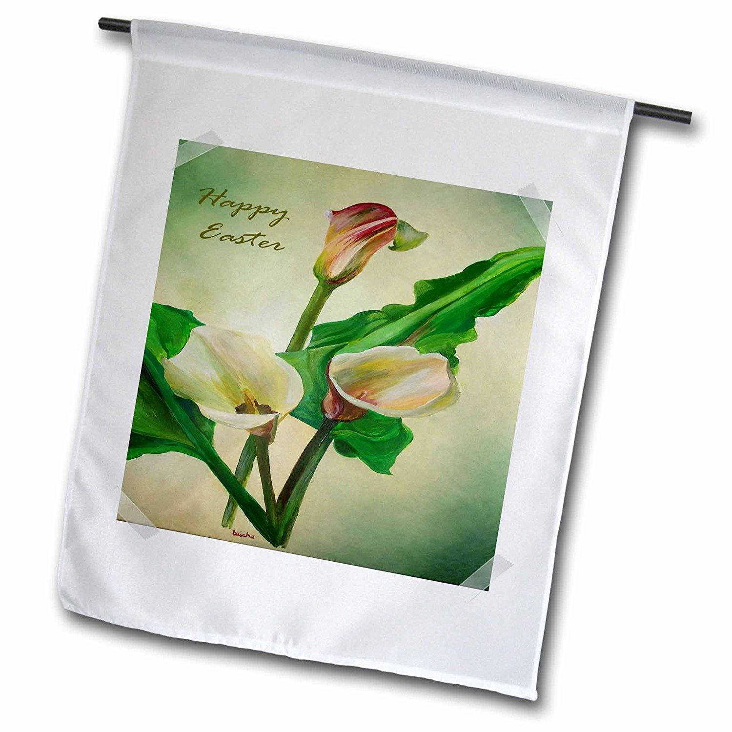 Buy 3drose Fl494171 Happy Easter Calla Lily Easter Flower Garden