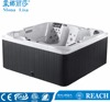 Freestand Installation Type and Corner Drain Location bathtub for adult M-3354