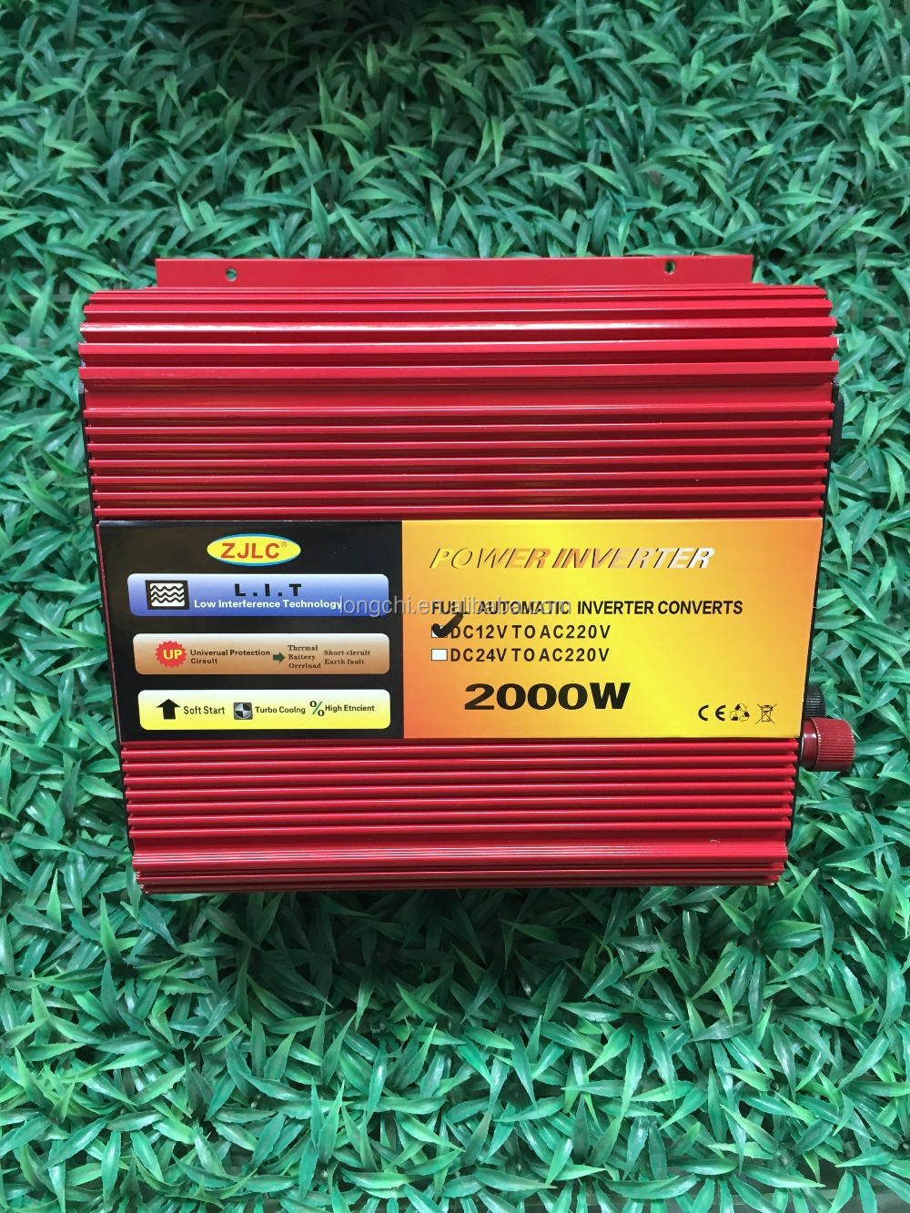 2000W DC AC inverter without battery