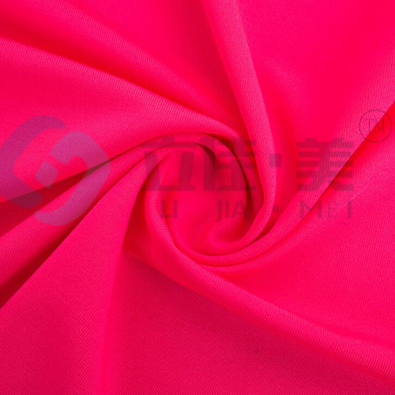 chinese supplier cloth material fabric 100% polyester fabric stretch milk silk fabric