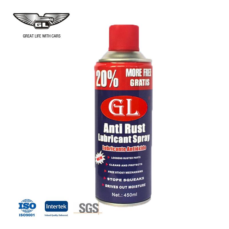 2019 New Design Aerosol Rust Lubricant Spray,Anti Rust Agent