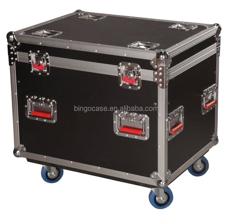 Flight Road Case ATA Pack Trunk with Casters