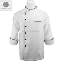 Groothandel aangepast hotel chef <span class=keywords><strong>uniform</strong></span> Japanse <span class=keywords><strong>restaurant</strong></span> <span class=keywords><strong>uniform</strong></span> lange mouw Executive chef <span class=keywords><strong>uniform</strong></span>