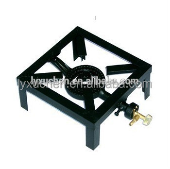 new style cast iron 2 burner Gas Stove gas cooker from china