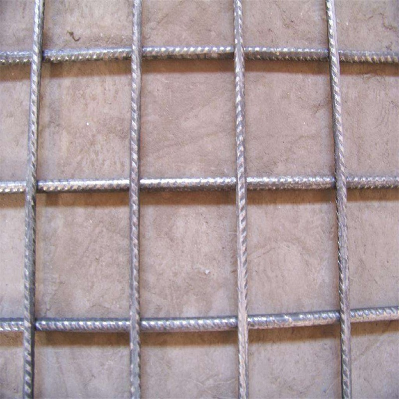 Q235 material erosion-resistant high quality low price BS4483:2005 British standard 6x6 concrete reinforcing welded wire <strong>mesh</strong>