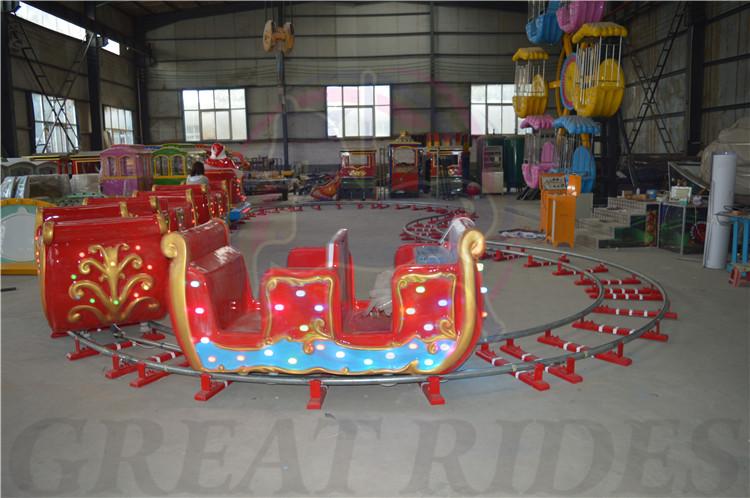 Alibaba fr interior parque infantil de diversões monta crianças jogos mecânica mini trilha do trem para exportação