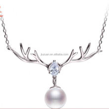 Customized Women turkish silver necklace jewelry Factory Directly Supplier