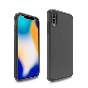 New Case For Apple Iphone XS Max Shockproof TPU PC Combo Hard Case For iPhone Case Mobile Accessories