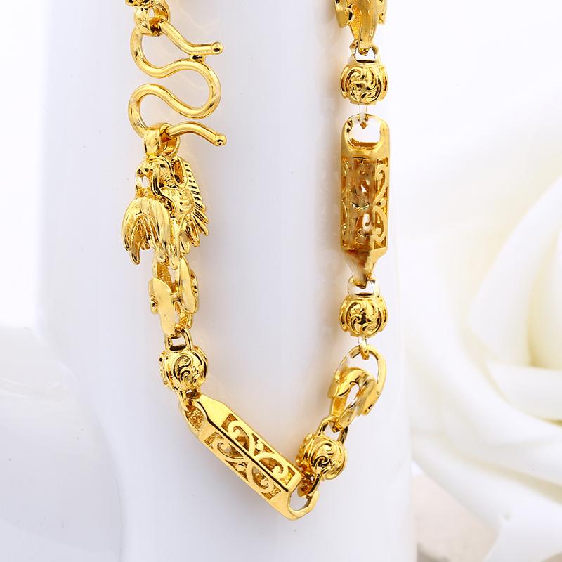 2ae8152fc3d7 Xuping jewelry China 24K color oro venta mayorista modelo barato ...