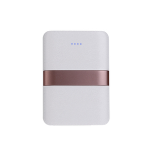 Gift 8000mAh Mini Power Bank Charger Fast Charging 2 USB Battery
