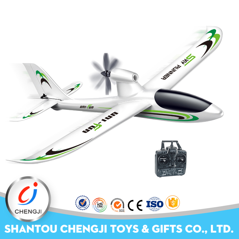 Hot sale new arrvial cheap price 3 channel remote control big airplane toys