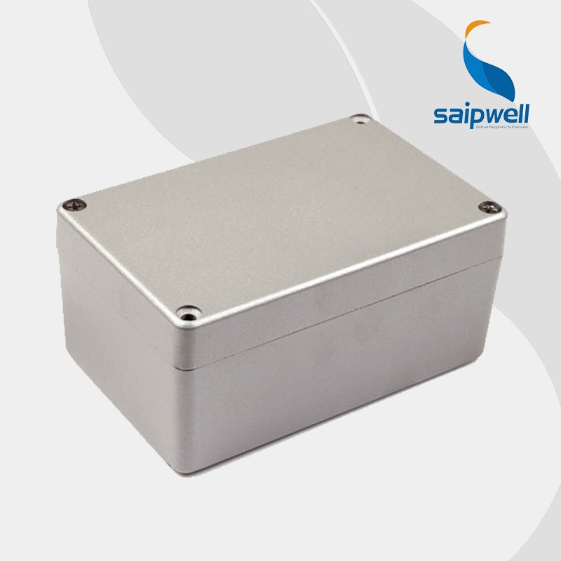SAIPWELL/SAIP New Customized Electrical Waterproof Enclosure Aluminium Box for <strong>Electronic</strong>