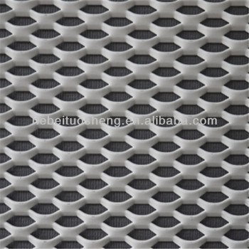 Standard Plastic Coated Mild Steel Expanded Sheets Plate