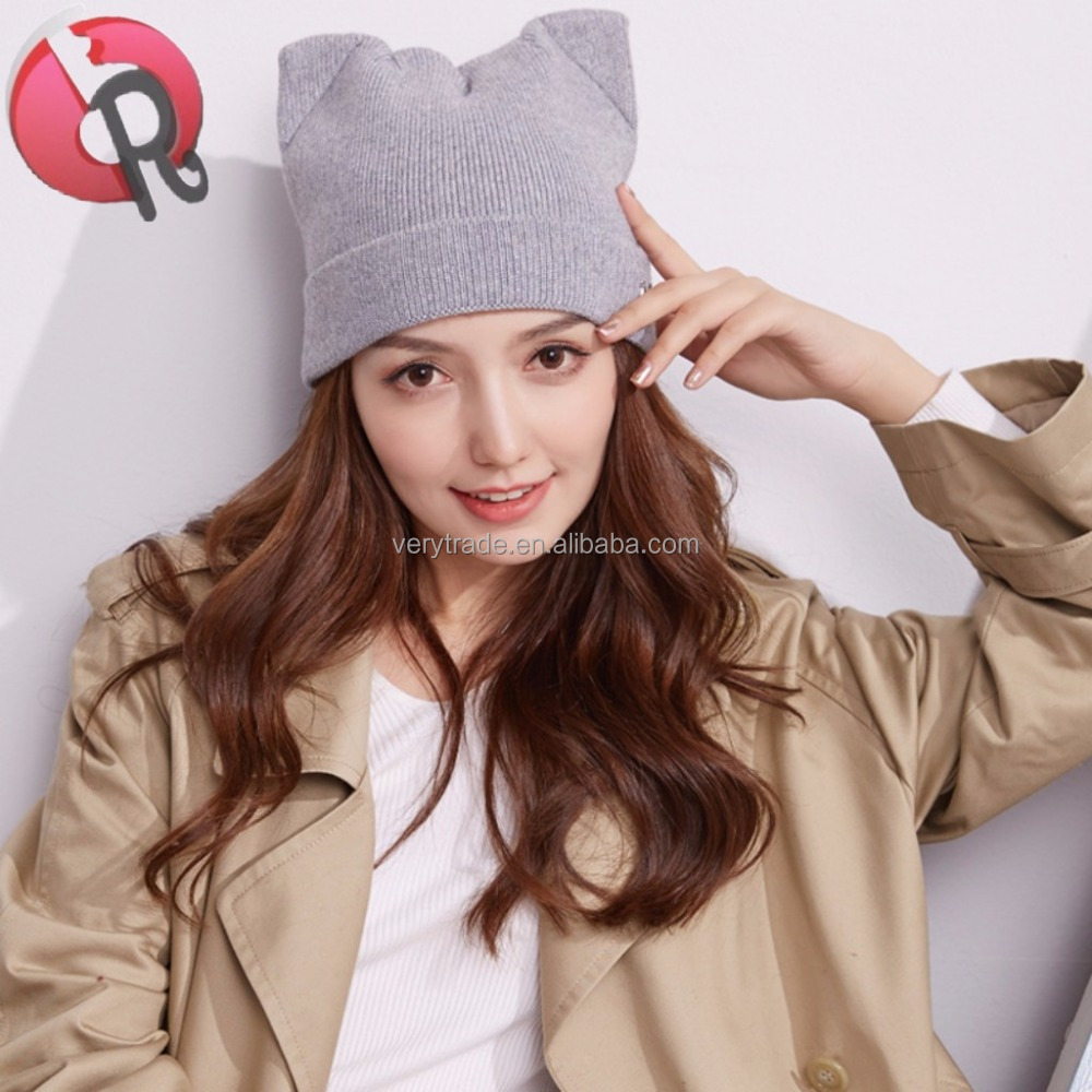 Pussycat Hat Women`s March-Spring Hat For Girls