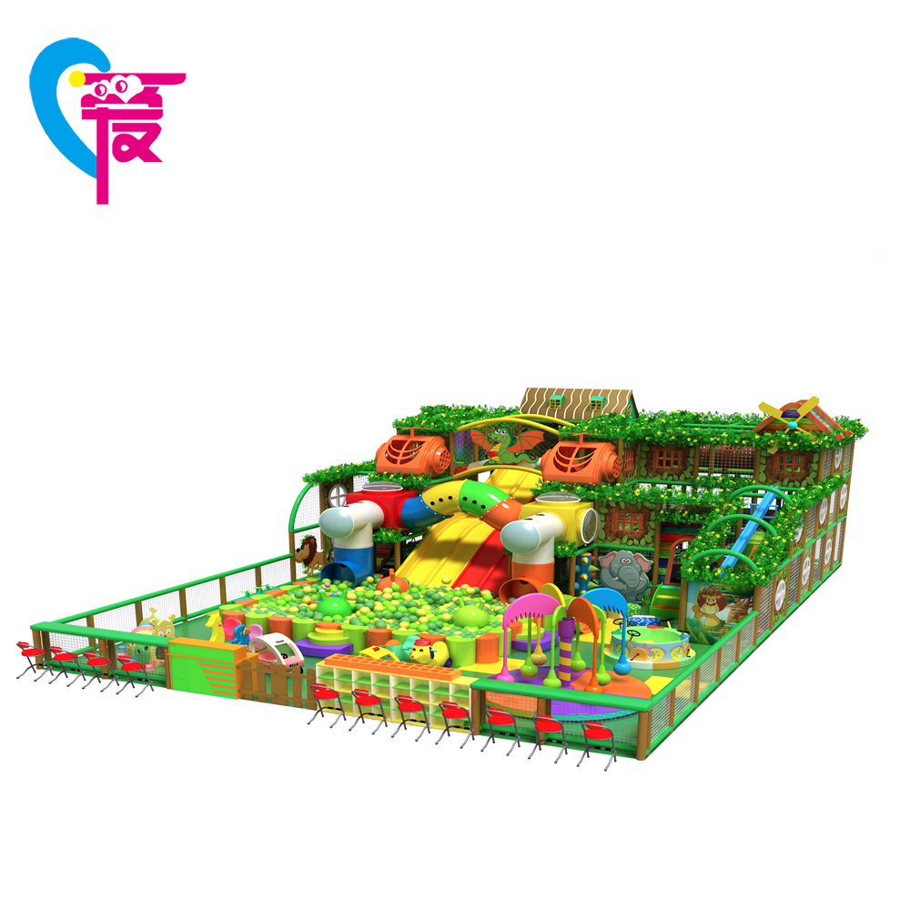 A-15294 Super Quality Indoor Playground Equipment PricesFor Sale Kids Play Indoor Playground/Naughty Castle