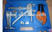 Manual crimping tool For pex pipe press pipe fitting tool kit