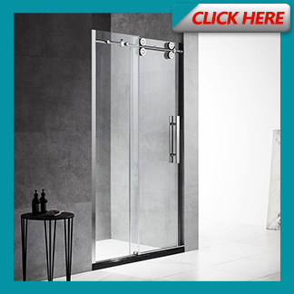 Lens factory 8mm  Sanitary panel Wetroom enclosure cubicle Walk in Easy Clean Glass shower screen